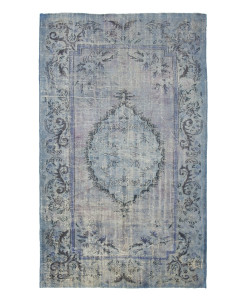 Tapete Oriental Vintage Blue