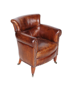 Poltrona Cambridge Chair Cigar