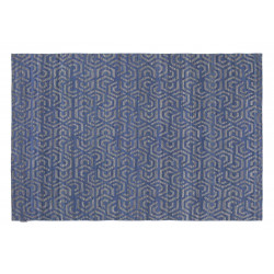 KILIM FREEDOM DAHLIA 1 BLUE/STEEL