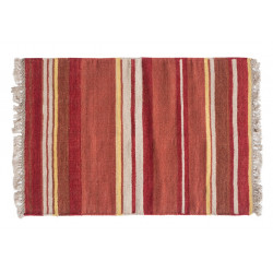 KILIM STRIPES MIX COLOR 4