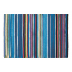 KILIM RAINBOW BLUE MULTI