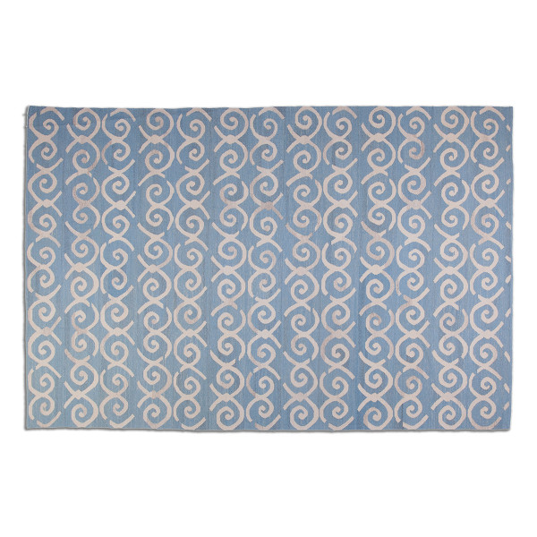 KILIM ATHENAS LIGHT BLUE