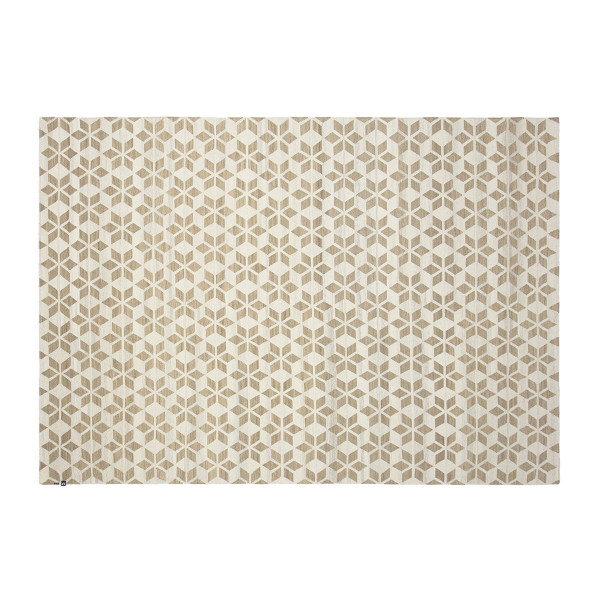 KILIM CALEIDOSCOPIO OFF WHITE/BEIGE