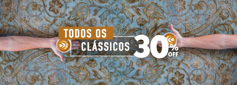 Categoria Tapetes Classicos Banner
