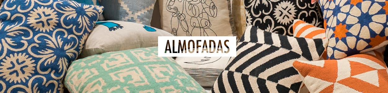 Categoria Almofadas Banner