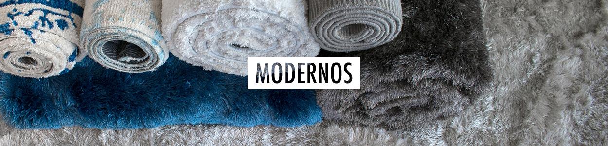 Categoria Tapetes Modernos Banner