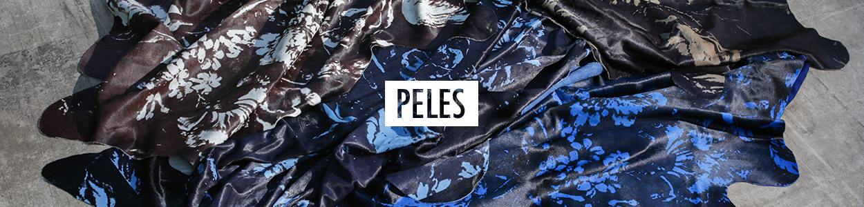 Categoria Tapetes Modernos Pele Banner
