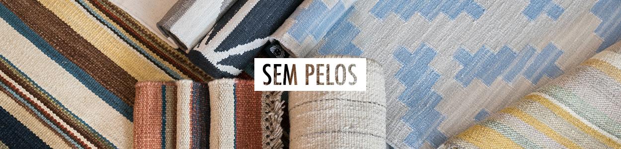 Categoria Tapetes Sem Pelos Banner