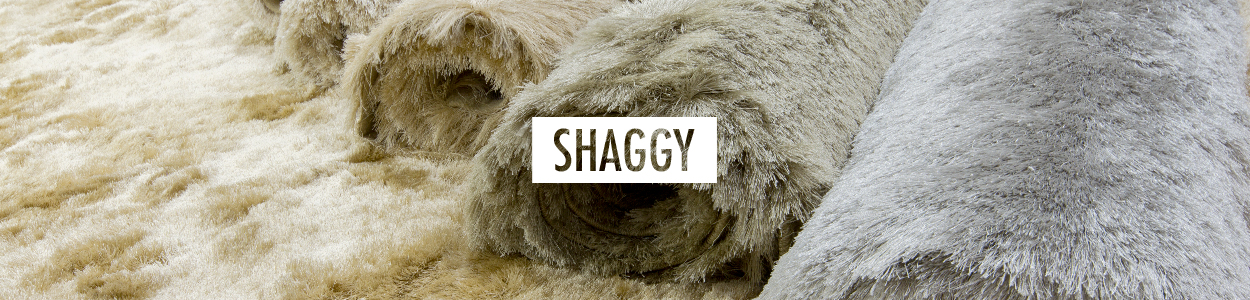Categoria Tapetes Modernos Shaggy Banner