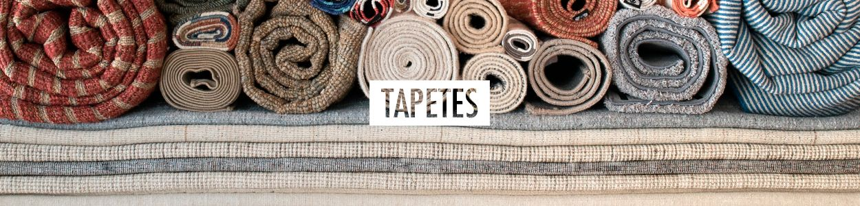Categoria Tapetes Banner
